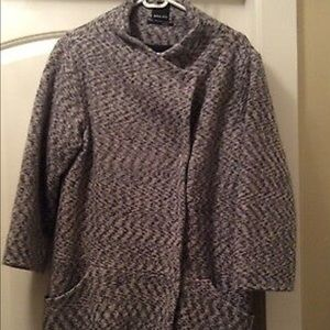 Dolce Vita Grey Sweater Coat. Size S